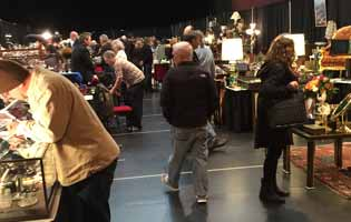 The Mad Picker Antique Show at the Hard Rock Casino